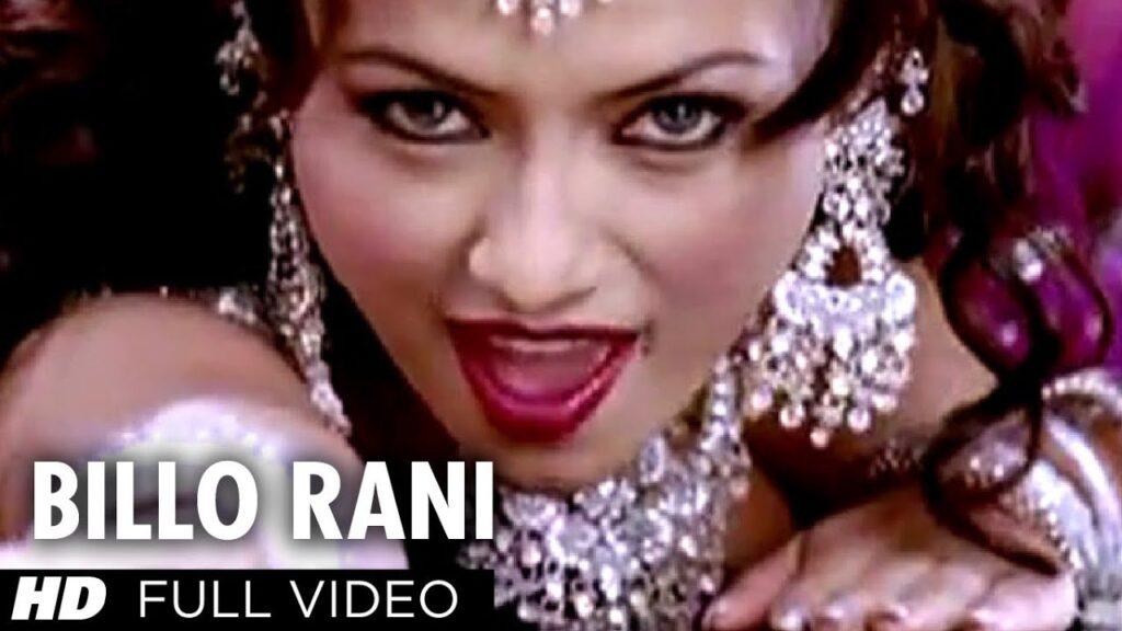 Billo Rani Lyrics