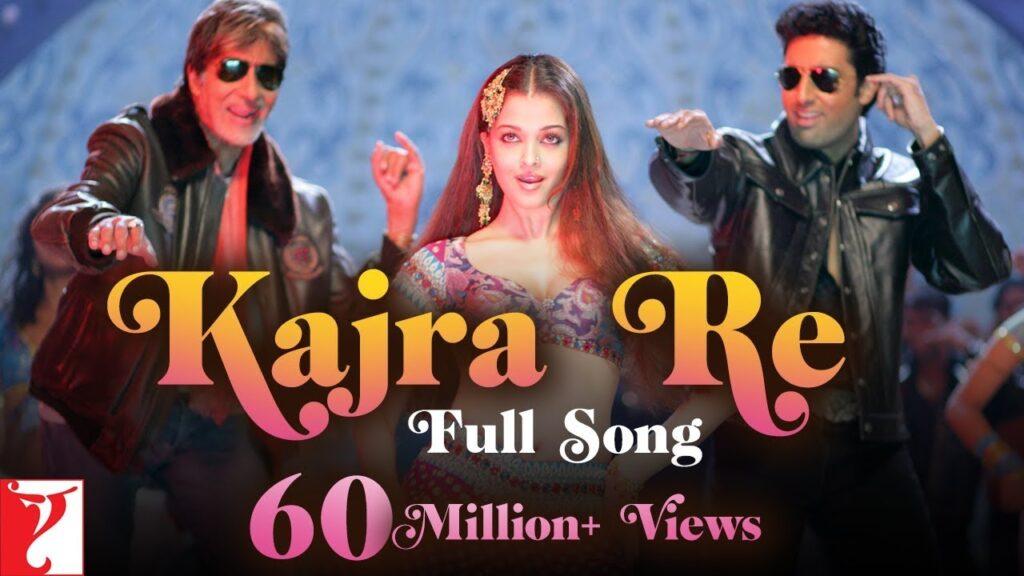 Kajra Re Lyrics