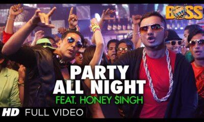 Party All Night Lyrics
